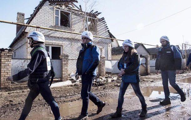 Перемирие вДонбассе закончилось— ОБСЕ