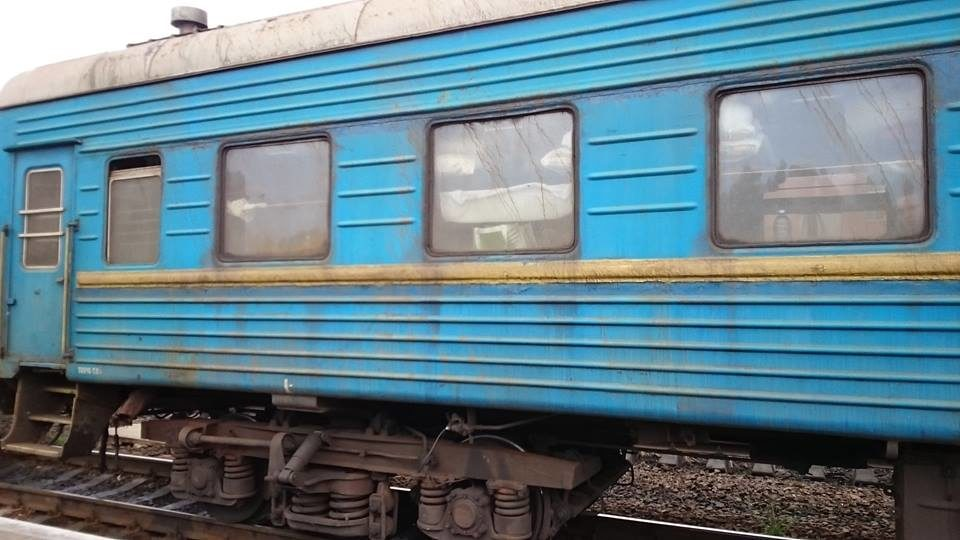 Омелян: Укрзализныця недолжна строить локомотивы ивагоны