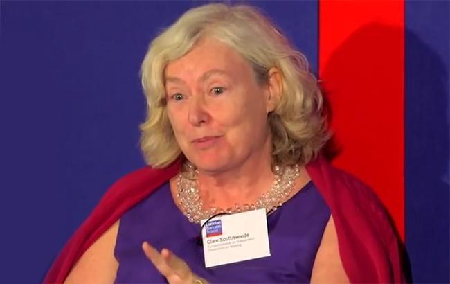 Британська піддана Клер Споттісвуд була обрана головою нового складу наглядової ради Нафтогазу