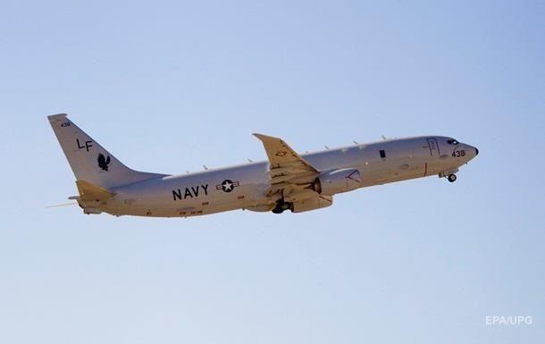 Морской авиаразведчик США шпионил около Крыма