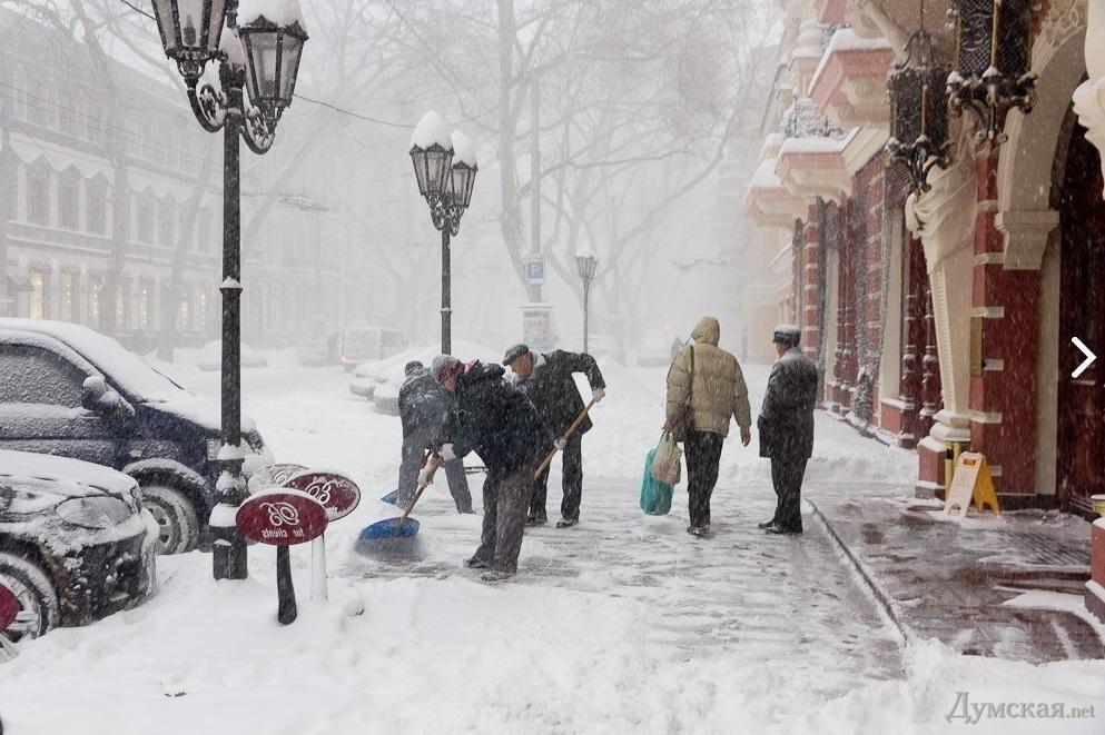 Одесса образовался затор: Натрассе Киев