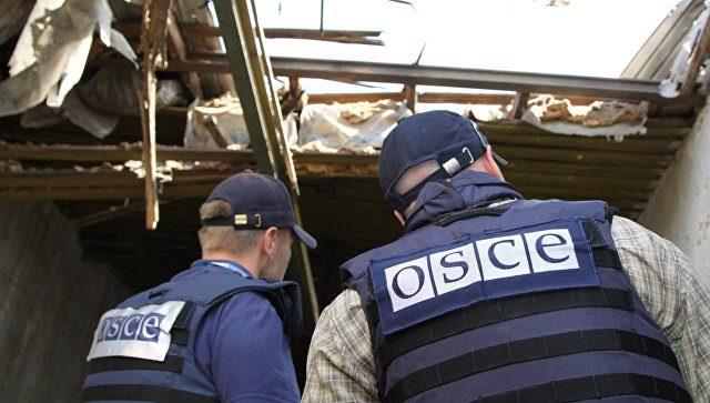 Миссия ОБСЕ сворачивает свою работу наДонбассе: озвучены сроки