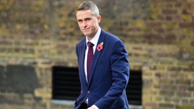 МинобороныРФ: Министр обороны Великобритании  утратил понимание границ разумного