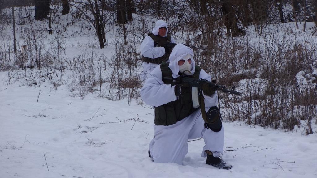 Штаб АТО: Сепаратисты обстреляли Докучаевск изтяжелого вооружения