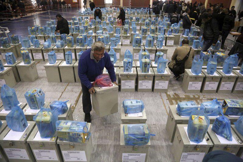 НаКипре выбирают нового президента