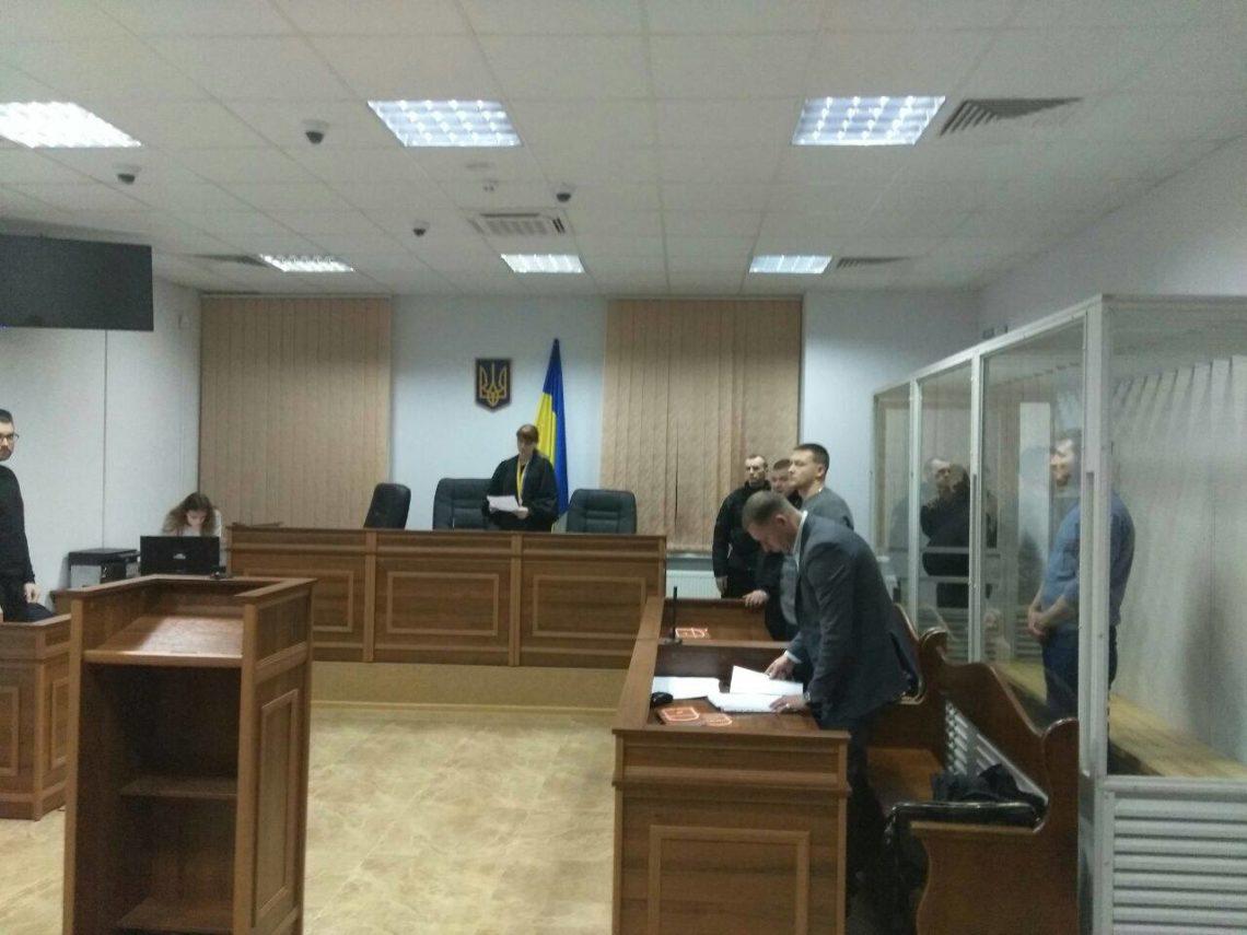 Попытка поджога монастыря УПЦМП: двум киевлянам выбрали меру пресечения