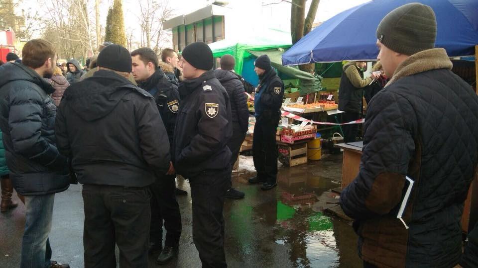 Стрілянина в«лотереї» уКиєві: один загиблий. ОНОВЛЕНО
