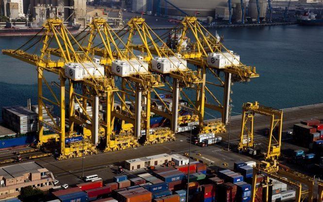 «Укрзализныця» иMaersk запустили контейнерный поезд из украинской столицы впорт «Южный»