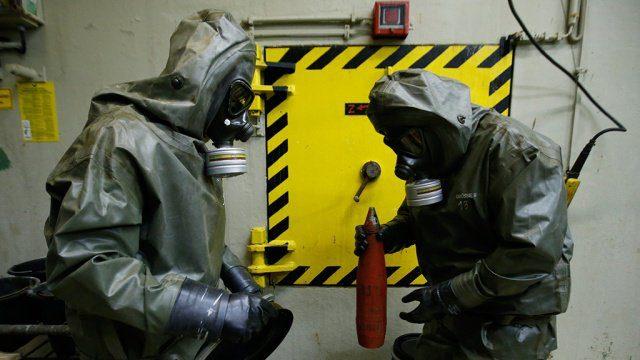 США запідозрили режим Асада урозробці нової хімічної зброї,