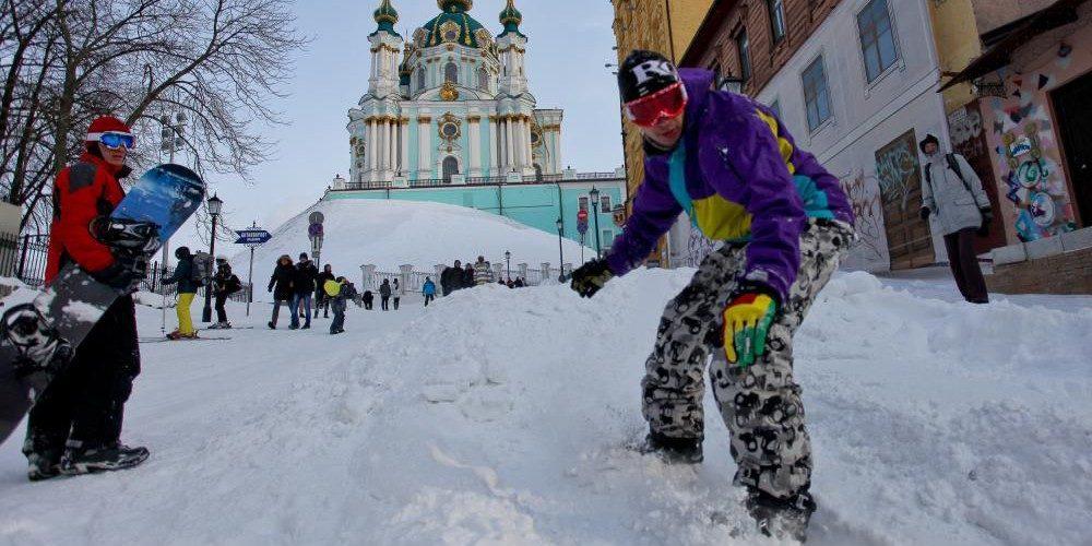 Украинцев ожидает погодный удар, готовьтесь кхудшему— Снега поколено
