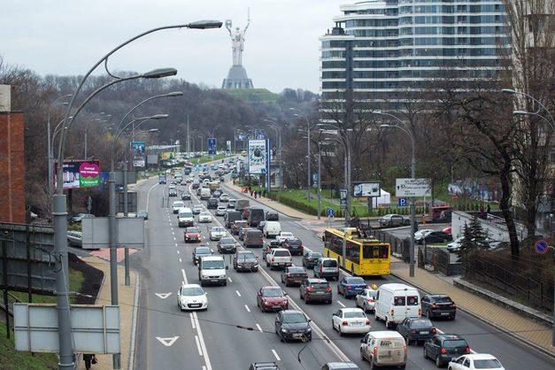 Київ має стати пішохідним містом— КМДА