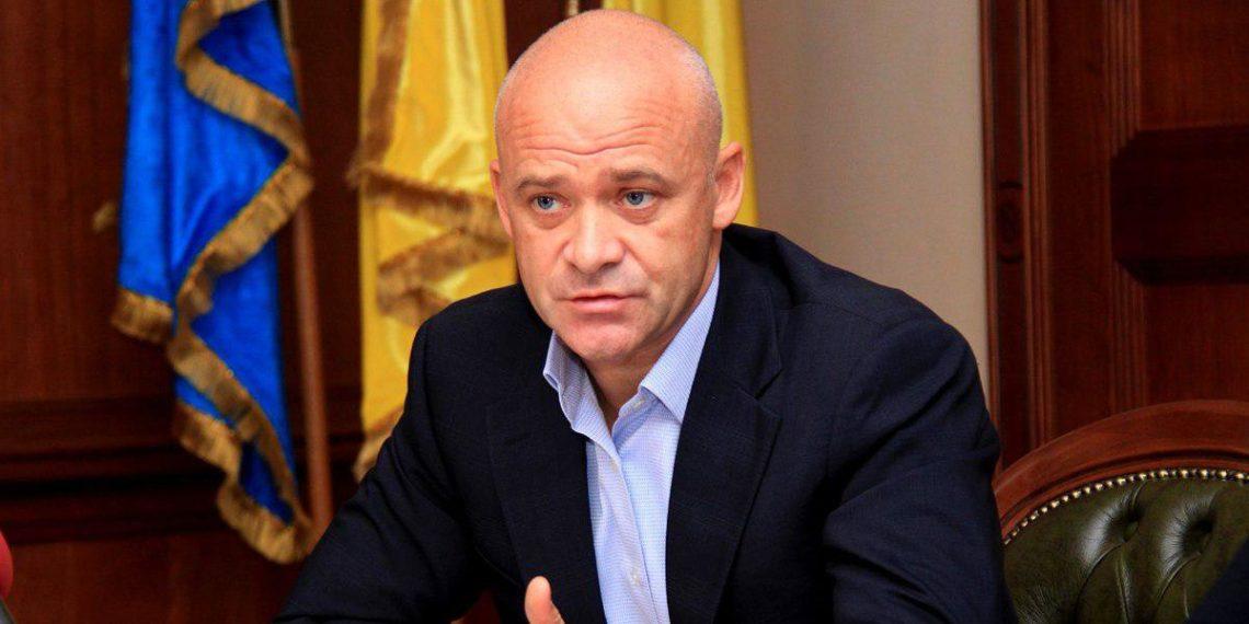 Отпуск главы города Одессы продлён еще на3 дня