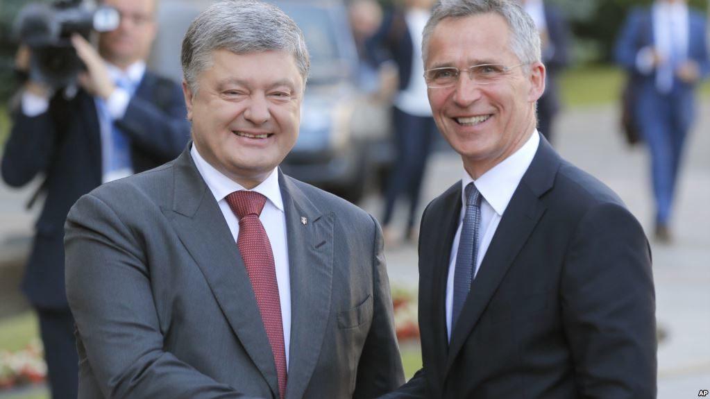 Глава НАТО назвав умову для вступу України вАльянс