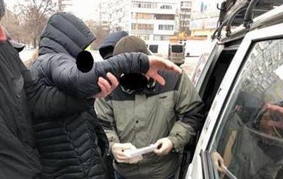 ВЗапорожье навзятке попался полицейский