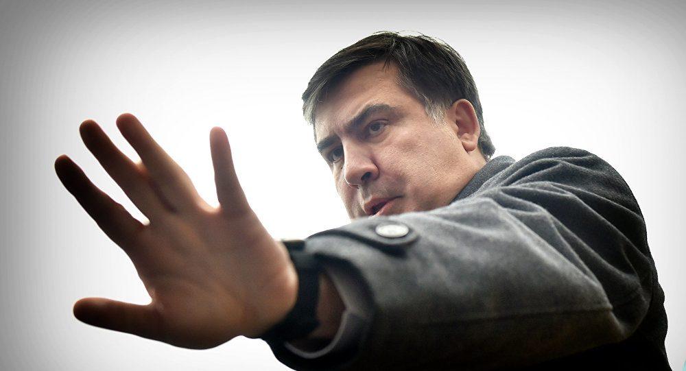 ВМиграционной службе незнают, кто вывез Саакашвили изУкраины