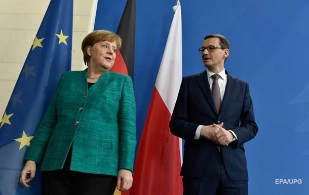 Меркель невидит в«Северном потоке-2» угрозы для энергобезопасности Европы