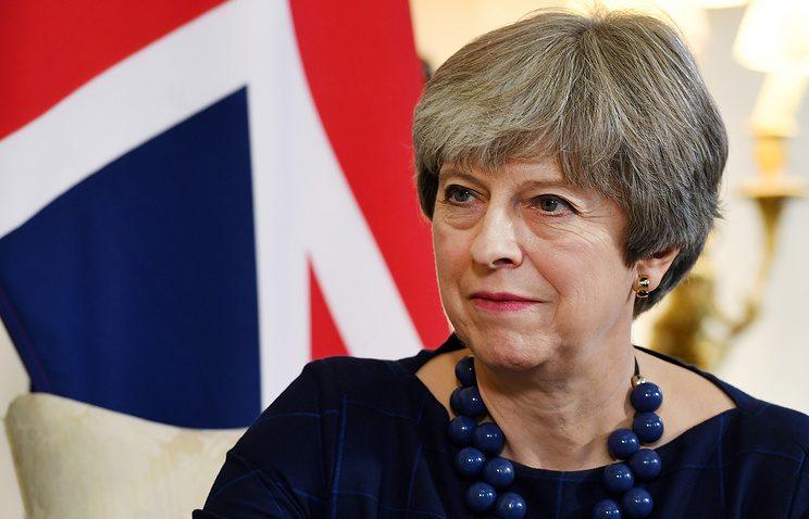 Рішення про Brexit перегляду не підлягає,— Мей