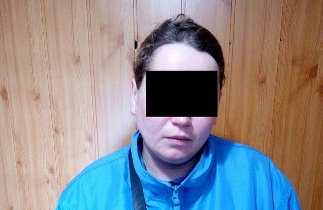 НаКПП «Новотроицкое» задержали повариху «Оплота»
