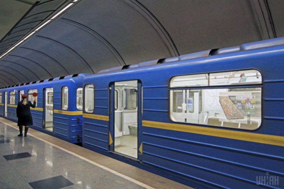 Киевский метрополитен получил миллиардный ущерб