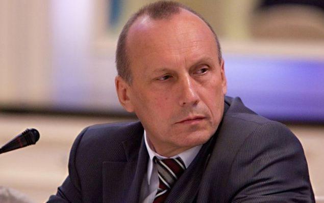 Представление ГПУ наарест депутата Бакулина поступило вРаду