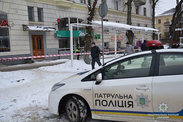 ВТернополе среди улицы наэкс-депутата напали сножом