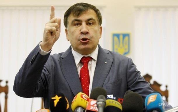 ГПУ попросила уНидерландов образцы голоса Саакашвили