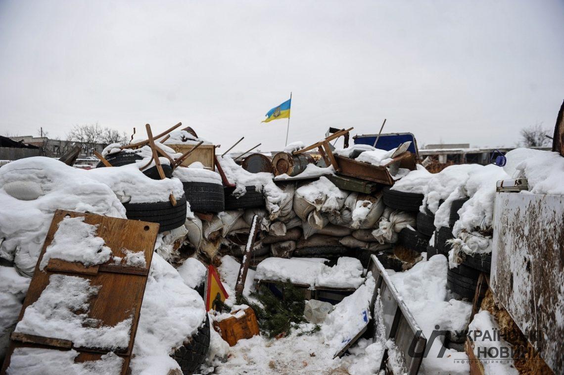 Луганское врезультате ночного артобстрела частично осталось без света— Штаб АТО
