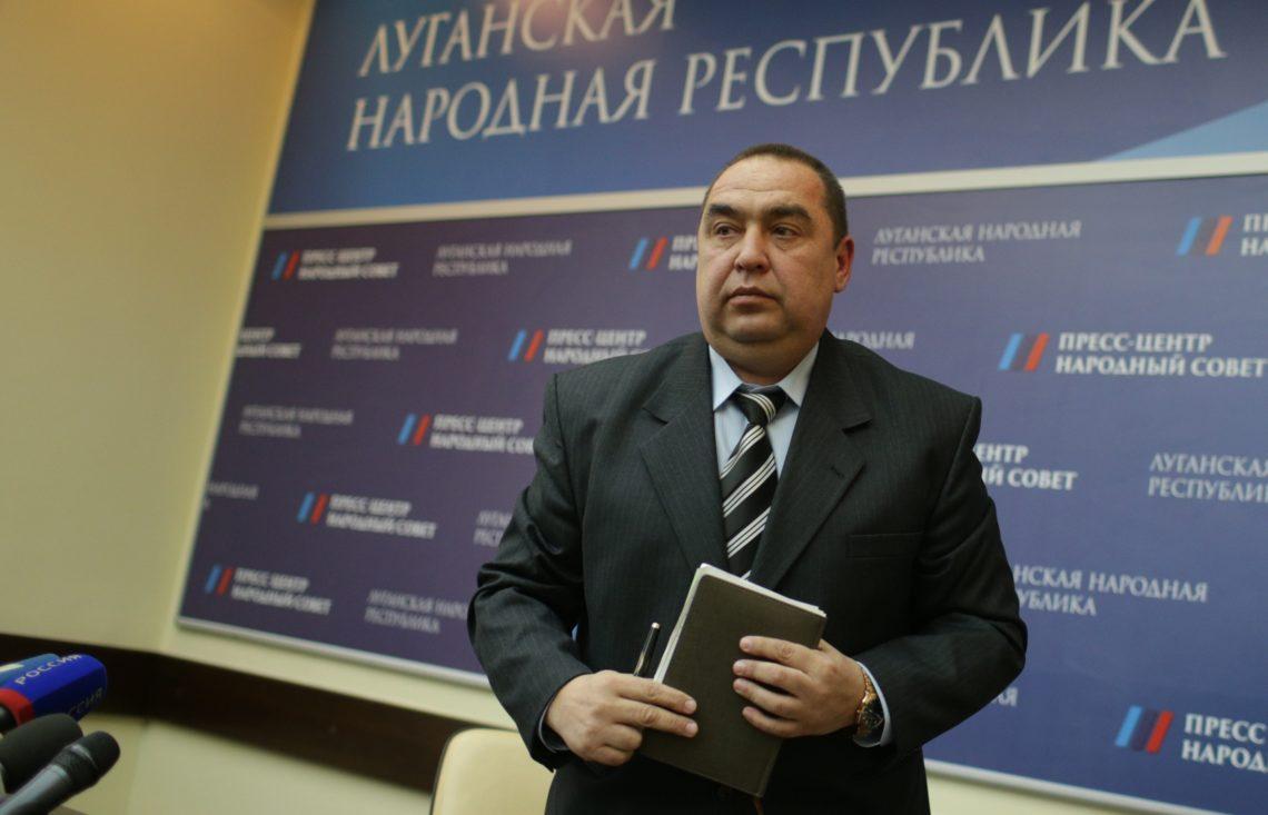 Экс-главаря «ЛНР» Плотницкого попытались отыскать в русском СИЗО «Кресты»