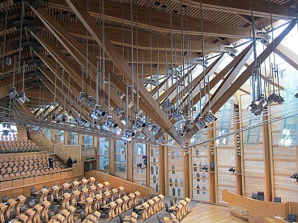 Парламент Шотландии «весьма вероятно» неодобрит законодательный проект овыходе изЕС