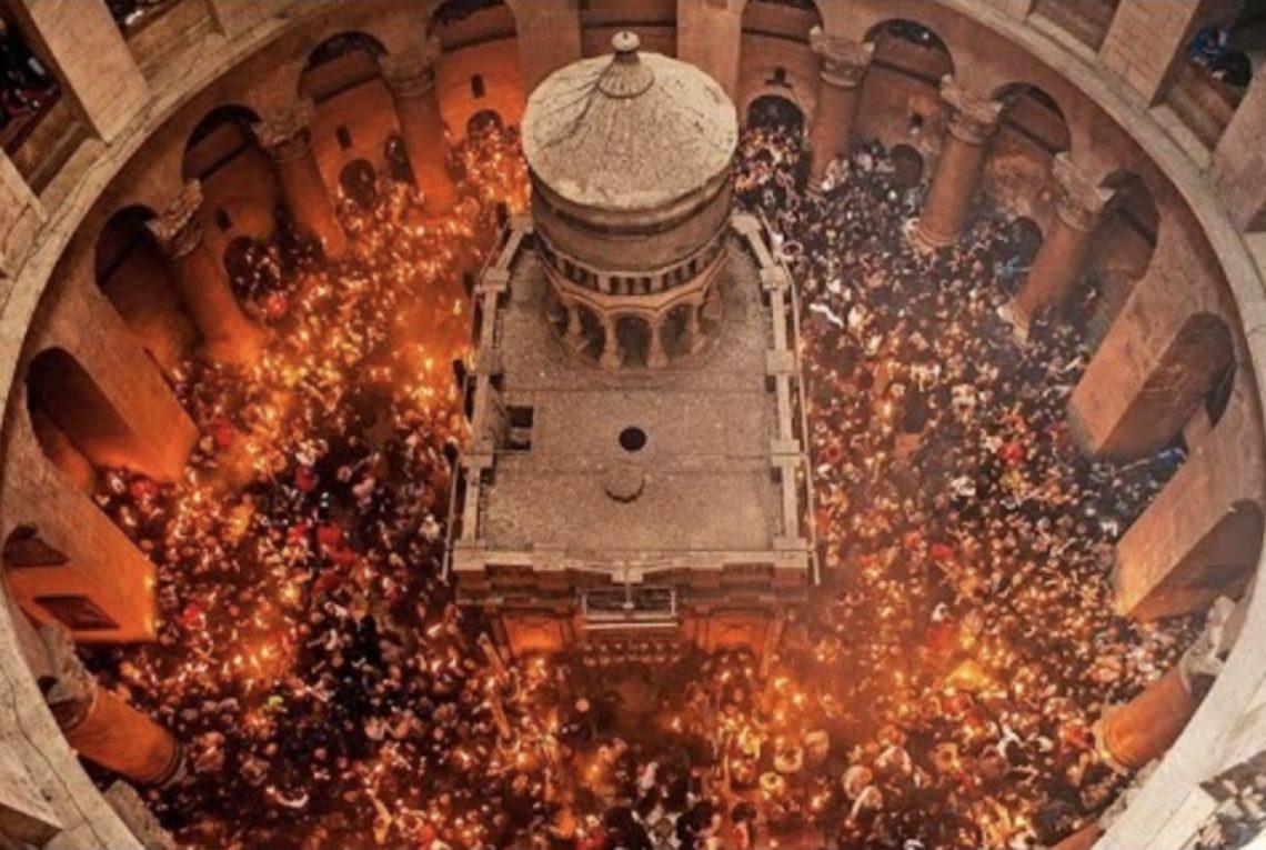 Храм Гроба Господня в Иерусалиме снова открылся. Таким образом завершилась трехдневная акция протеста против планов мэрии обложить имущество Храма Гроба Господня налогом.