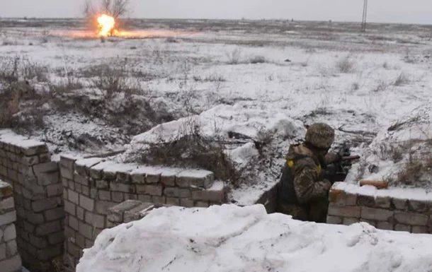 Один військовий ЗСУ зазнав поранення— День вАТО