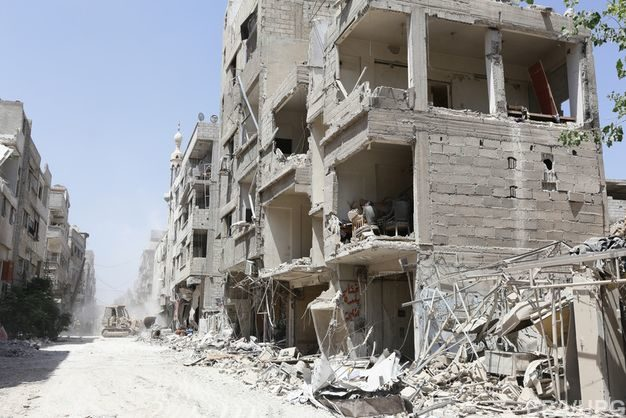 РФраспространила проект заявленияСБ ООН вподдержку резолюции поСирии
