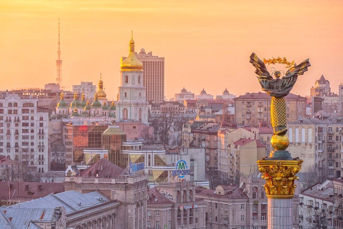 Чем берет за душу Киев?