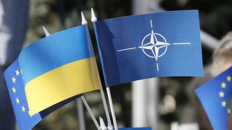 Двери Альянса открыты для Украины— НАТО