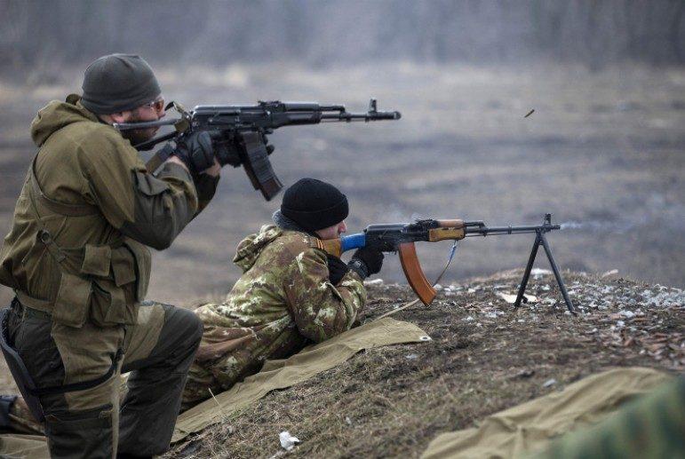 Военные захватили вплен боевика наДонбассе: появились детали