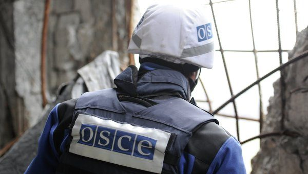 Наблюдательная миссия ОБСЕ на Донбассе за период с 19:30 11 марта по 19:30 12 марта зафиксировала 41 взрыв