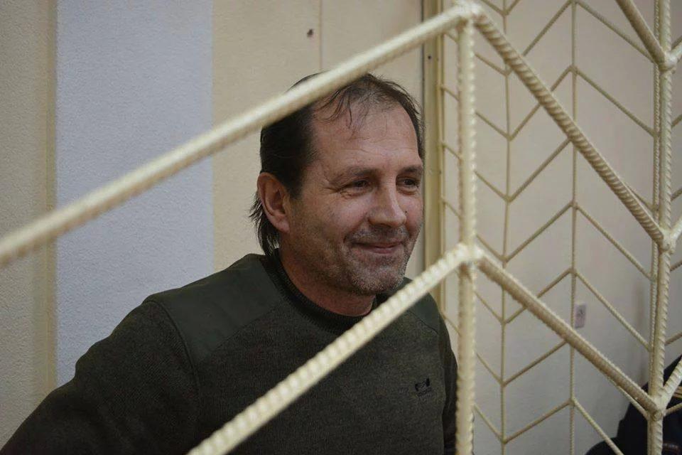 В среду 14 марта подконтрольный Кремлю Верховный суд Крыма изменил приговор украинцу Владимиру Балуху
