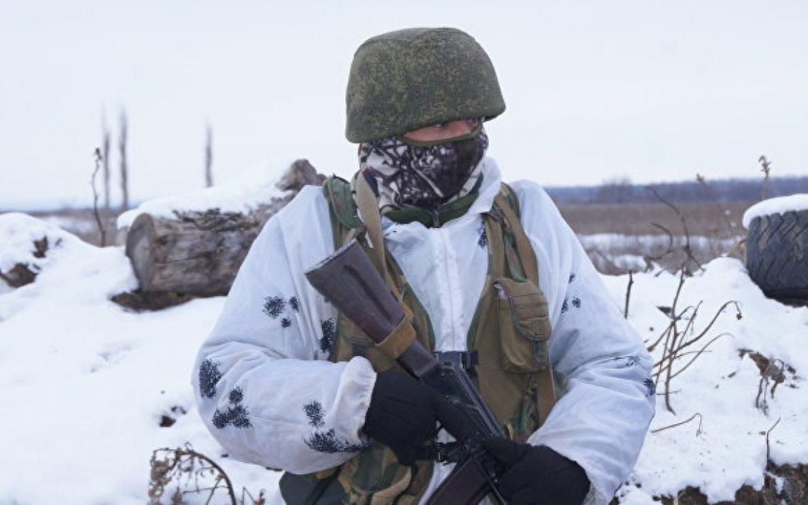 Бойовики обстріляли захисників Троїцького зкулеметів і БМП— Доба вАТО