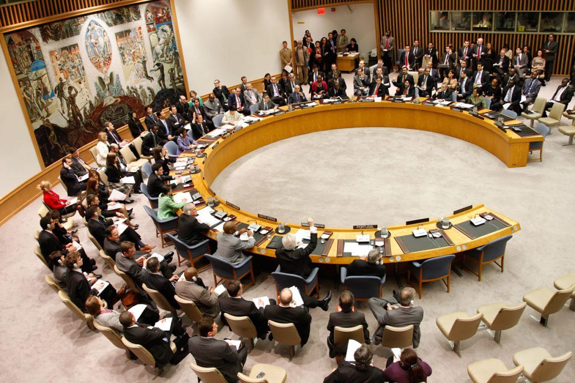 Представниця України під час засідання Радбезу ООН: Санкції проти Росії слід посилювати