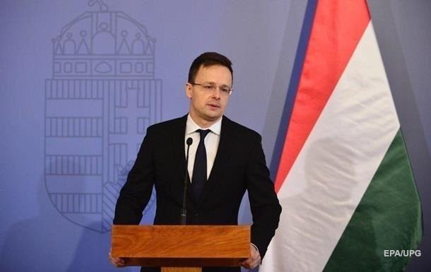 Венгрия обеспокоена побуждениями Украины восстановить военную часть вБерегово