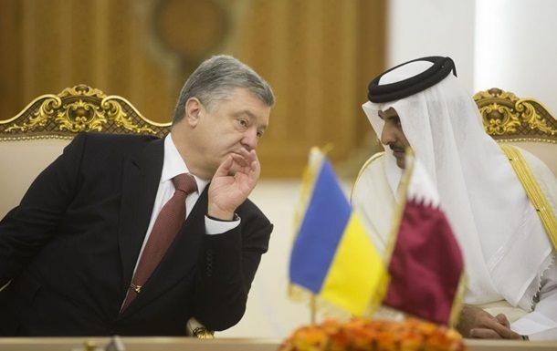 Глава государства: Катар готов предоставить Украине сжиженный газ