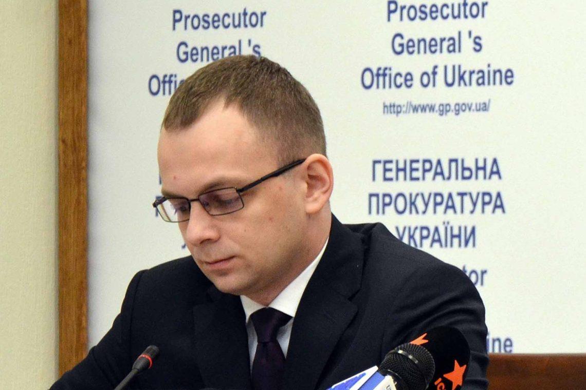Скандально известный обвинитель ГПУ оплатил миллионный залог ивышел насвободу