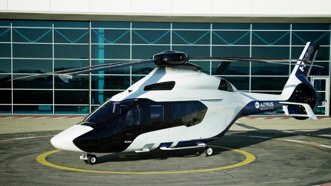 Вертолетный парк МВД Украины пополнится сверхсовременными вертолетами