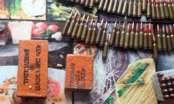 41-летний гражданин Одесской области сохранял дома 9 противотанковых гранатометов