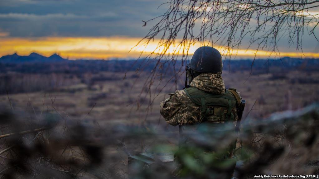 Від початку доби ворог 6 разів обстріляв позиції ОС на Донбасі, поранено бійця, - пресцентр - Цензор.НЕТ 3057