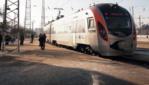 ВОдесской области поезд упал свысоты