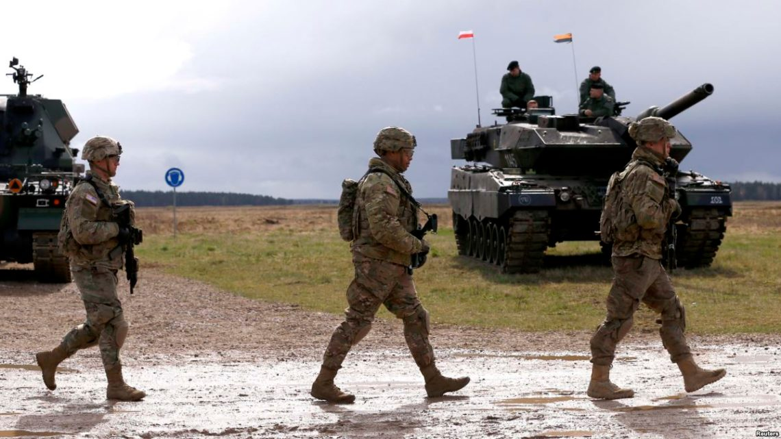 EC представил план поднятия мобильности войск вевропейских странах