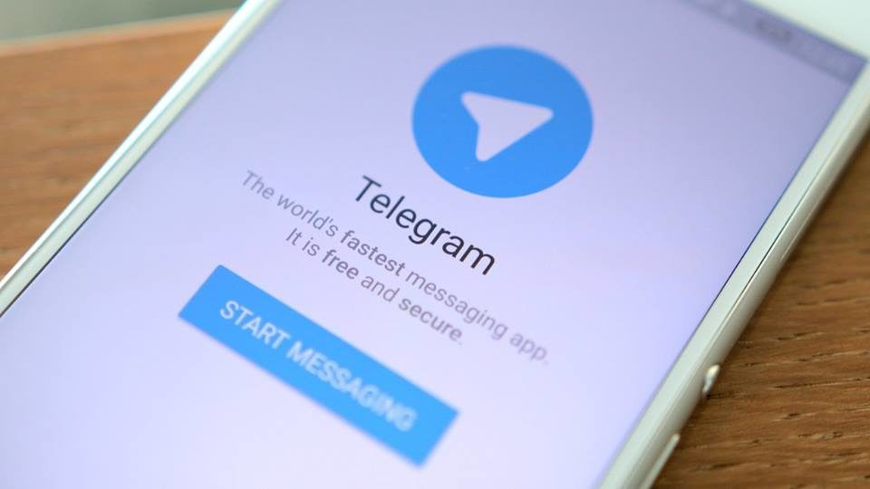 Вработе Telegram произошёл сбой