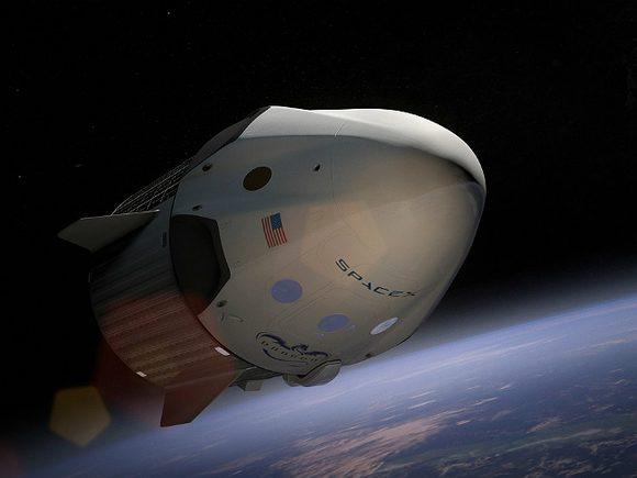 Space доставила вкосмос 10 спутников, однако несправилась сFalcon 9