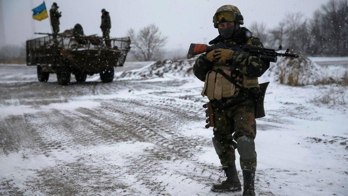 Засутки позиции сил АТО наДонбассе обстреляли 57 раз— штаб